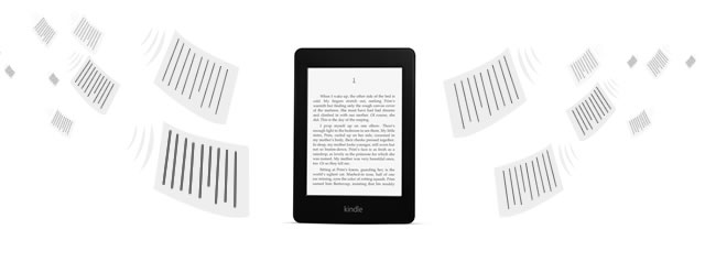 Send documents to Kindle wirelessly